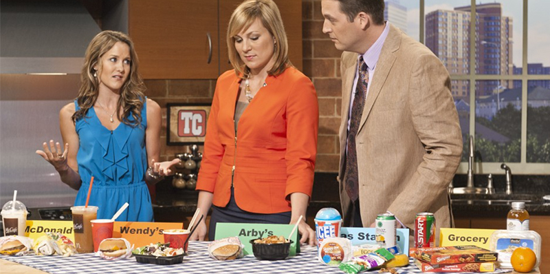 Dietitian Cassie on TV: Worst and Best Value Menu Choices