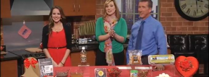 Top 5 Heart Healthy Foods TV Segment