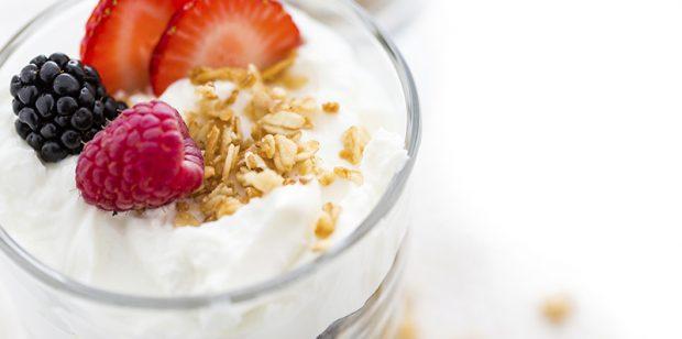 Getting Cultured on Yogurt