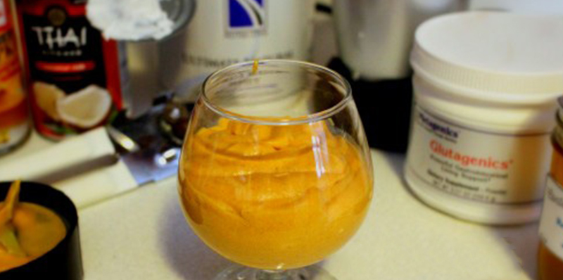 Pumpkin Mousse (PFC Balanced!)