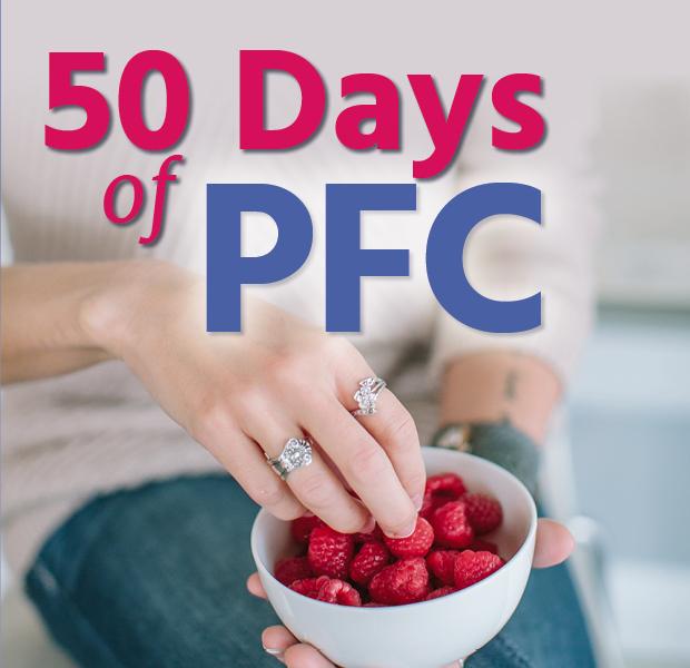 50 day diet plan